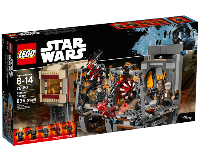 LEGO® Star Wars™ Rathtar™ Escape