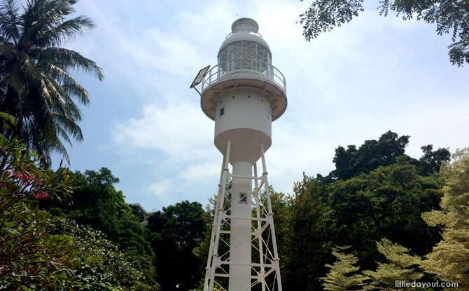 Fort Canning Park Lighthouse