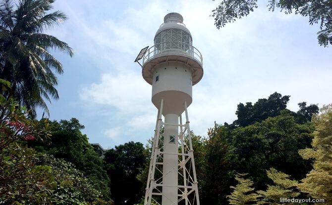 Fort Canning Park Lighthouse