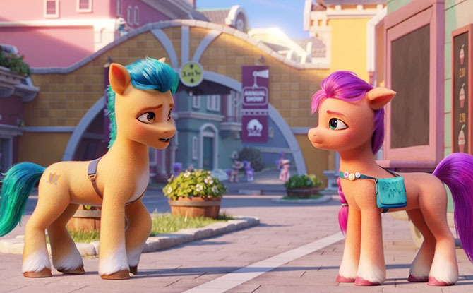 Parent Review - My Little Pony: A New Generation