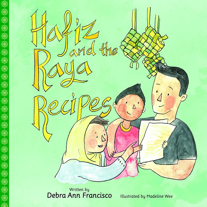 Book cover of Hari Raya Recipes