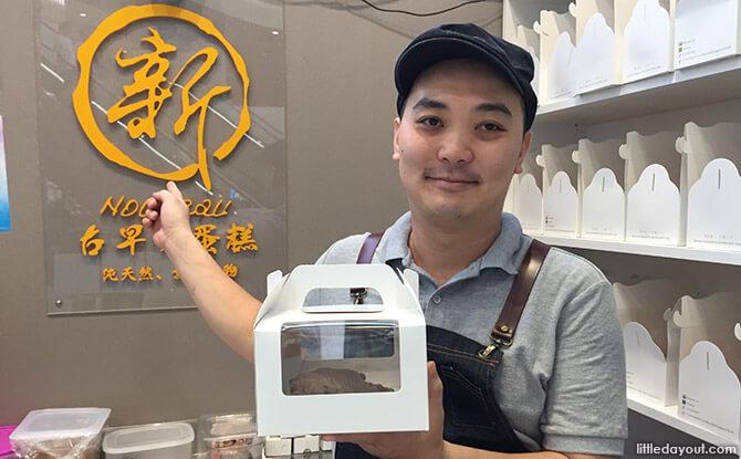 Khim Tan, Owner of Nouveau
