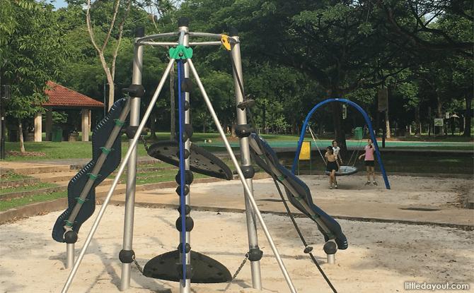Choa Chu Kang Park Playground