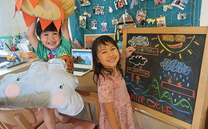Pris Quek shares with us her parenting philosophy