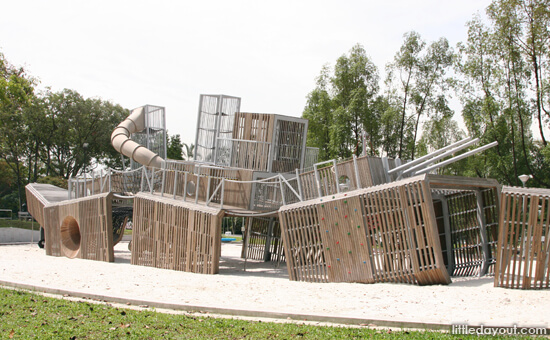 Sembawang Park, Battleship Playground