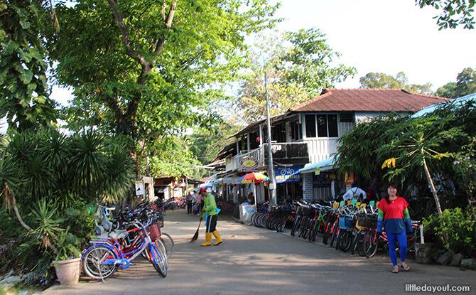 Pulau Ubin Chinese Kampong House: Ubin Village