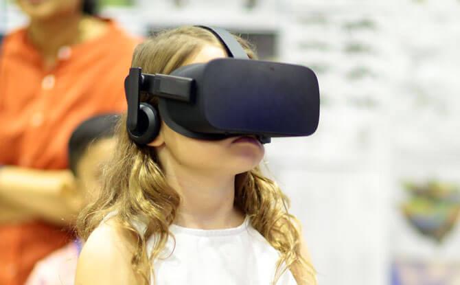 Virtual Reality at IMDA Tech Saturday (Upsized!)