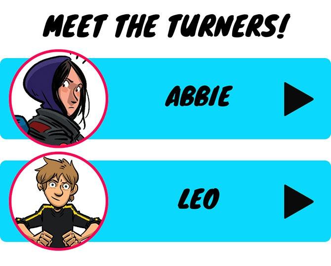 Meet the Turners