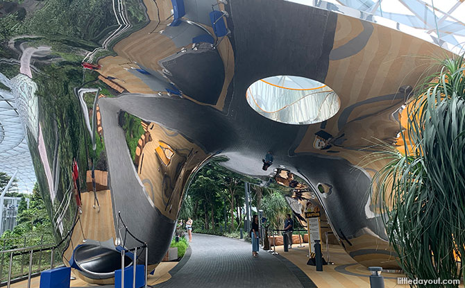 Canopy Park & Changi Experience Studio Reopening