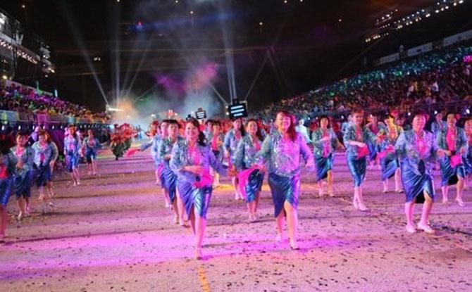 Chingay Performances