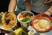 Donburi Revolution: Singapore's First DIY Donburi Event Takes Place From 19 To 21 October