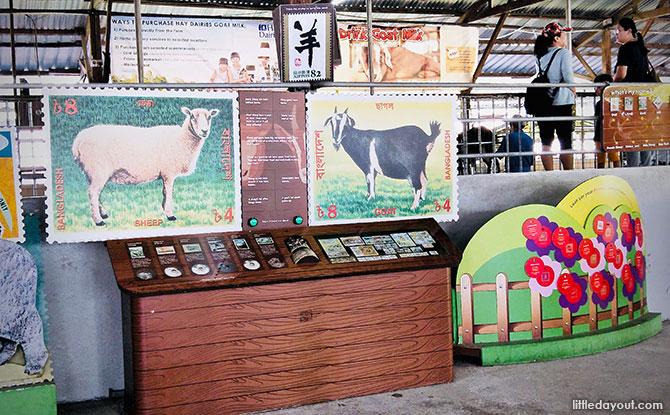 At Hay Dairies