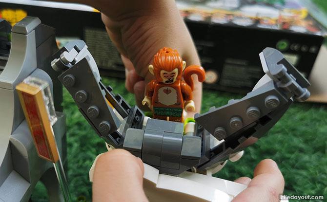 LEGO Flower Fruit Mountain set