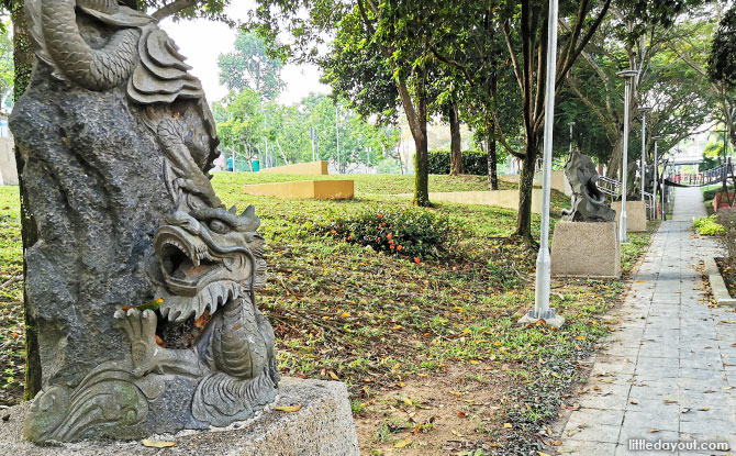 Zodiac Walk - Limbang Park