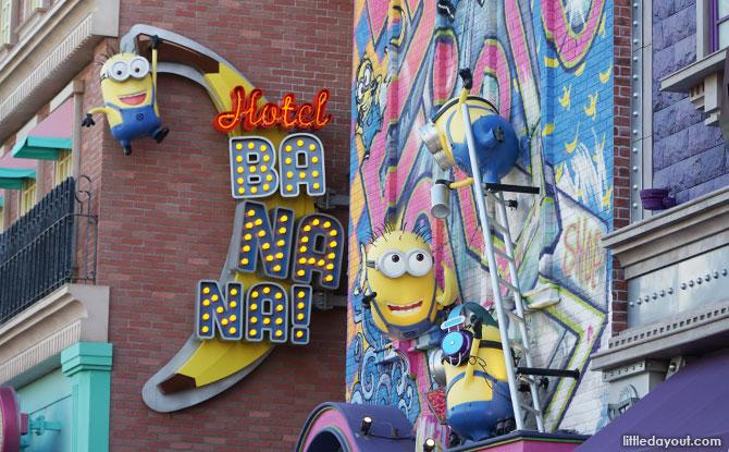 Universal Studios Japan's Minion Park