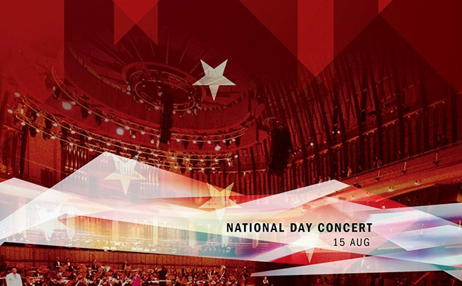 Singapore National Day Concerts 2020