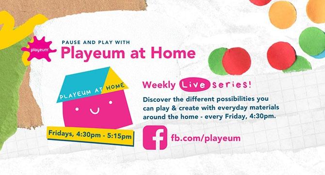 Playeum at Home