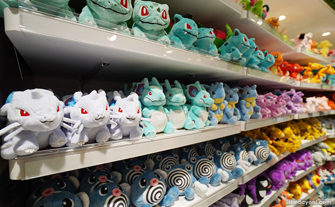 Pokemon Center Singapore Jewel