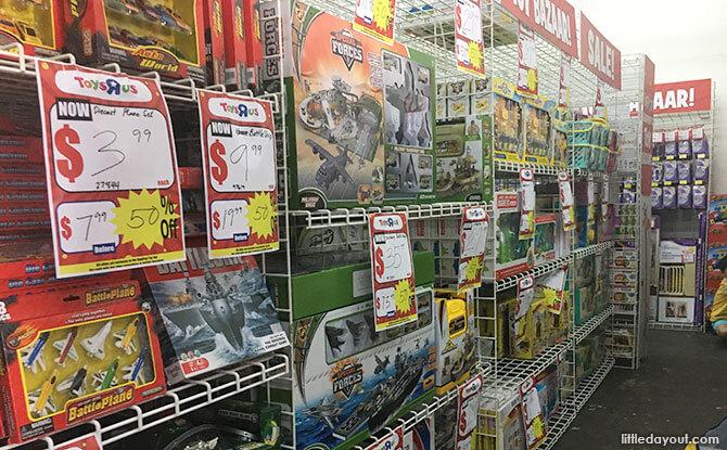 Toy R Us Toy Sale