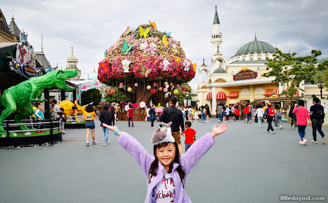 Everland, Korea's Answer to Disneyland