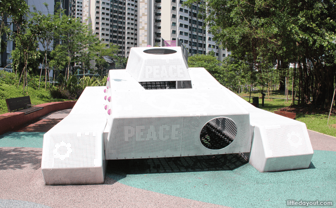 Tank Playground