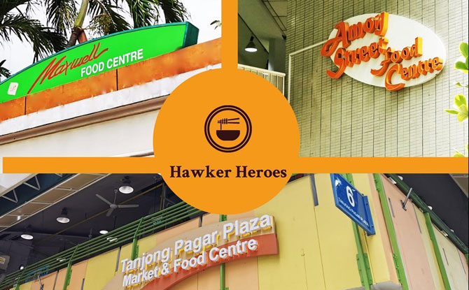 Hawker Heroes Platform