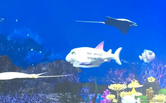 3D Virtual Fish