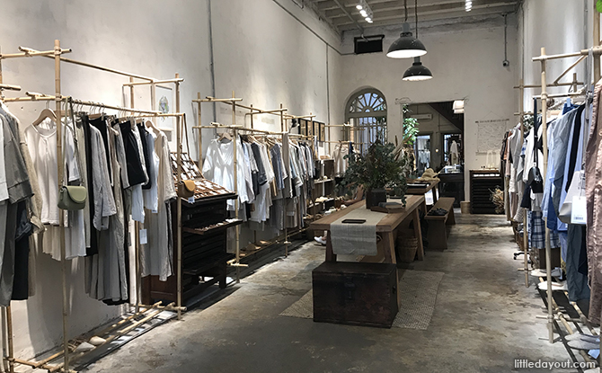 Boutique in Penang