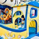 """Aquarius Cove: A """"Co-Sea"""" Indoor Playground"""