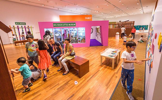 Gallery Children's Biennale 2019: Embracing Wonder