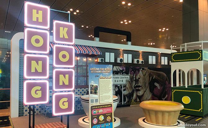 Changi Airport Around the World