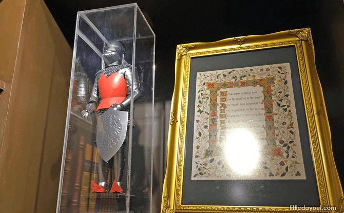 Shaking It With Shakespeare Philatelic Museum Curios