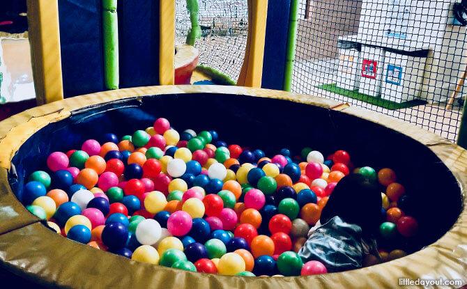 Go-Go Bambini Ball Pit