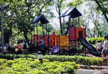 Victoria Park Playground, Victoria Park, Hong Kong: Playgrounds And Play Fields At Causeway Bay