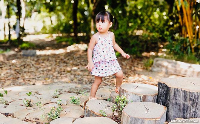 Nature Playgarden in HortPark