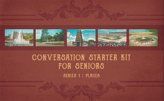 Conversation Starter Kit for Seniors