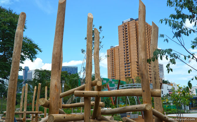 Fort Canning Park Playground – Nature At Play
