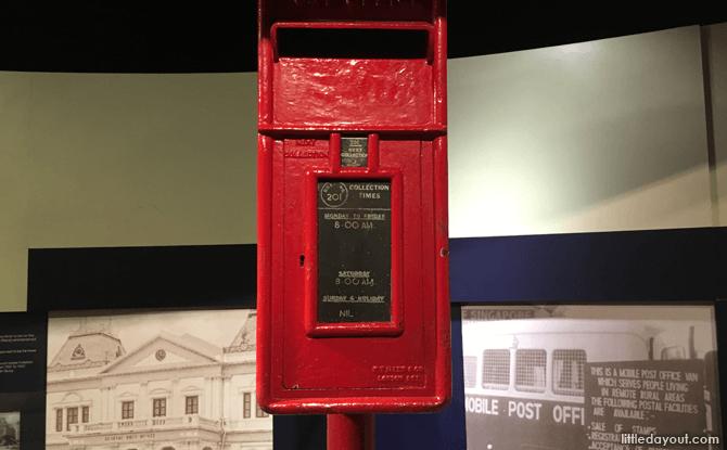 Lamp Posting Box