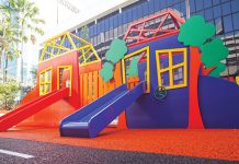 Play In The City At MindChamps PreSchool @ Concorde Hotel (Orchard)