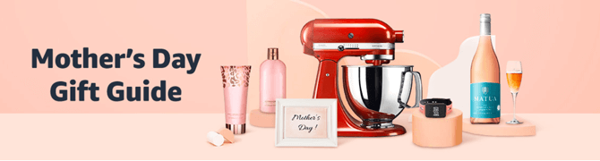 Mothers' Day Gift Guide 2020