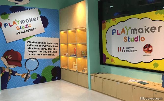 PlayMaker Studio, KidsSTOP