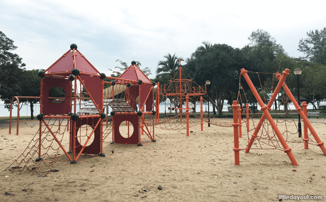 Playground, Changi Beach Park