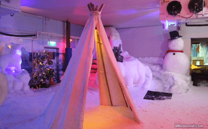 Snow Playground