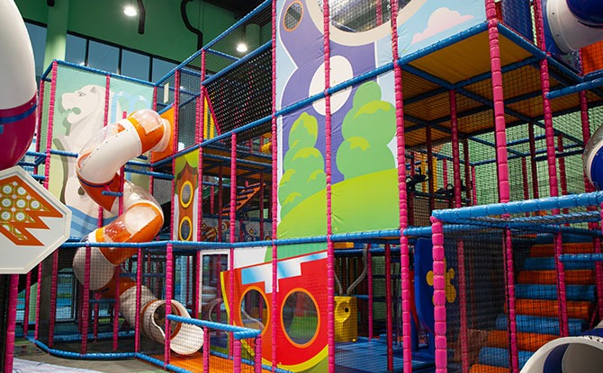 T-Play HomeTeamNS Khatib Indoor Playground