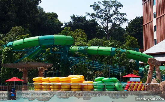 Tidal Twister