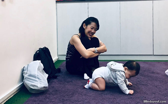Parent-and-child classes