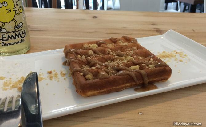 Waffles Hoopla