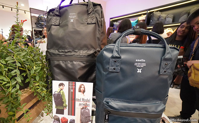 Osaka Limited Edition backpacks