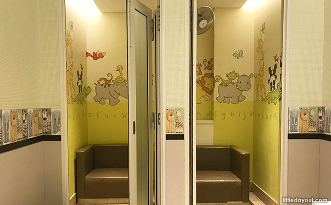 Bedok Mall Nursing Room