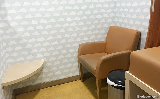 Bedok Point Nursing Room